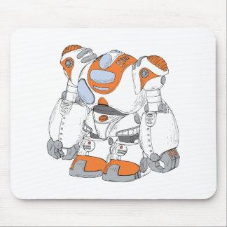 Anime Robot Mouse Pad
