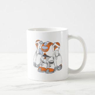 Anime Robot Classic White Coffee Mug