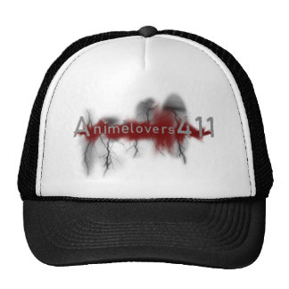 Anime s Appearance Mesh Hat