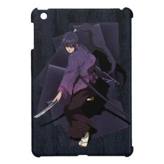 Anime Samurai - Violet Ebony Case For The iPad Mini