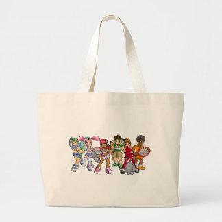 Anime Tennis Characters Bag