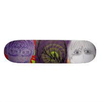 Anime Trilogy Skateboard