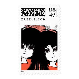 Anime Twins Postage