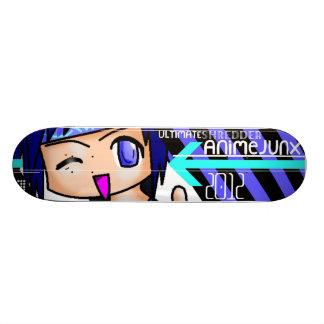 AnimeJunx 2012 Special Edition Skate Deck
