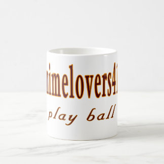 Animelovers411 Baseball games Coffee Mug