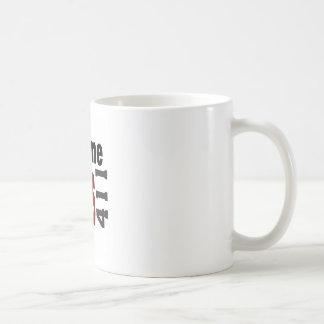Animelovers411 Big Line Coffee Mugs