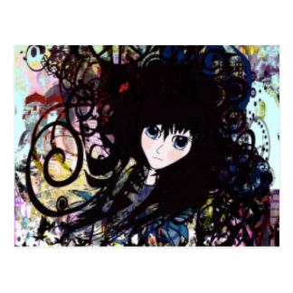 animePeace2b Postcard
