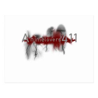 Anime's Appearance Postcard
