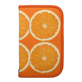 ánimo anaranjado planificadores