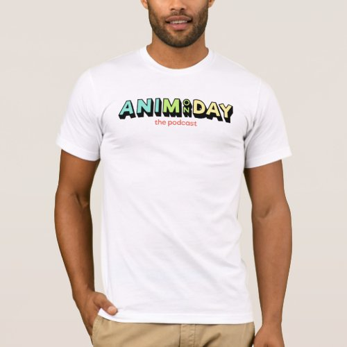 AniMonday Men's T-Shirt