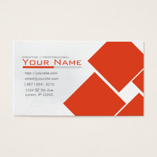 Animus - Modern Business Card