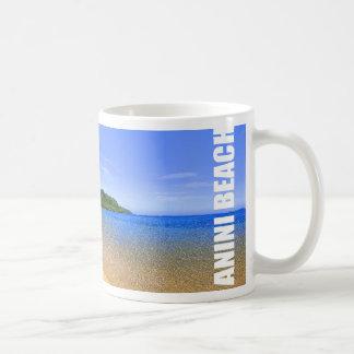anini beach coffee mug