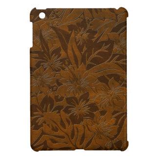 Anini Beach Faux Wood Hawaiian iPad Mini Cases