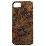 Anini Beach Faux Wood Hawaiian iPhone 5 Cases