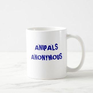 ANIPALS ANONYMOUS mug