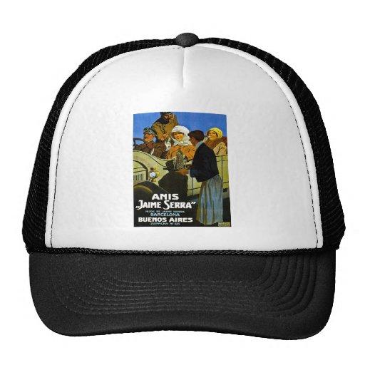 Anis Jaime Serra Buenos Aires - Vintage Ad Trucker Hat