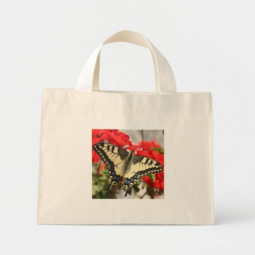 Anise Swallowtail Tiny Tote Bag