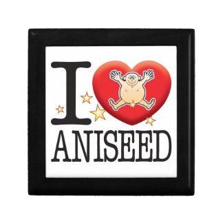 Aniseed Love Man Jewelry Box