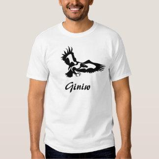 Anishinaabe Dodem Giniw Shirt