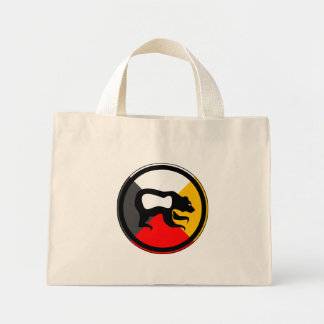 Anishinaabe Dodem Makwa Tote Bag