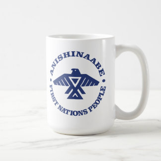 Anishinaabe (Ojibwe, Chippewa) Coffee Mug