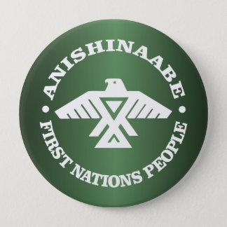 Anishinaabe (Ojibwe, Chippewa) Pinback Button