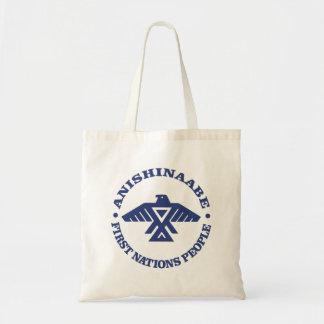 Anishinaabe (Ojibwe, Chippewa) Tote Bag