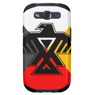 Anishinaabe Thunderbird in the Four Directions Galaxy S3 Cover