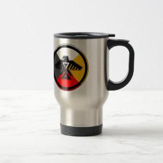 Anishinaabe Thunderbird in the Four Directions Mug