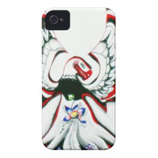 Anishinaabe Thunderbird iPhone 4 Case