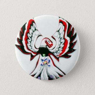 Anishinaabe Thunderbird Pinback Button
