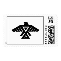 Anishinabe Indian Postage