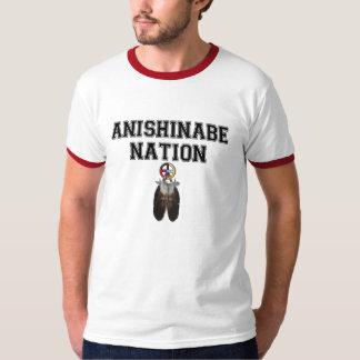 ANISHINABE NATION t shirt