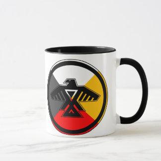 Anishinabek Dodem & 4 Directions Mug