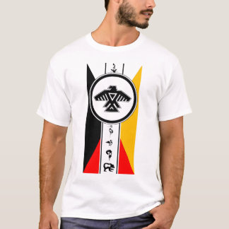 Anishinabek Dodem & 4 Directions T-Shirt