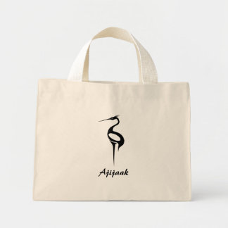 Anishinabek Dodem Ajijaak Tote Bags