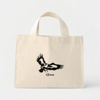Anishinabek Dodem Giniw Mini Tote Bag