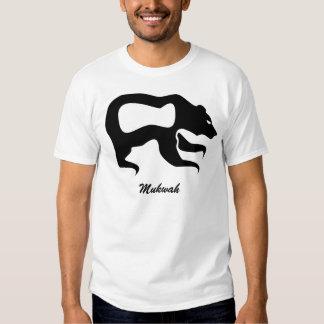 Anishinabek Dodem Mukwah T-Shirt