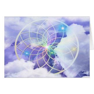 Anishinabek Dreamcatcher Card