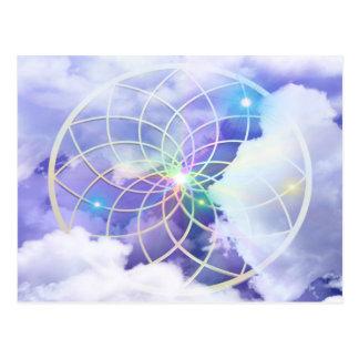 Anishinabek Dreamcatcher Postcard