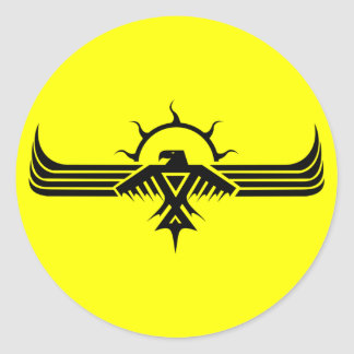 Anishinabek Thunderbird V3 Sticker
