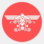Anishinabek Thunderbird V4 Sticker