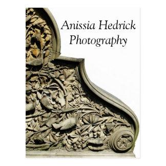 Anissia Hedrick Photography Postcard