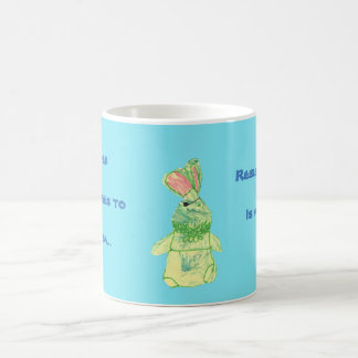 Anita Bunny Tea Blue Mug All Options