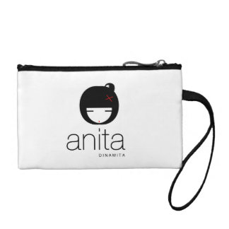 Anita Dynamite Coin Purse