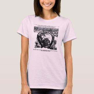 Anita Stewart 1920 vintage movie ad T-shirt