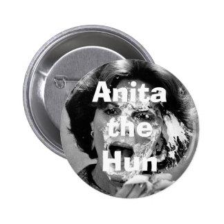 Anita the Hun Button