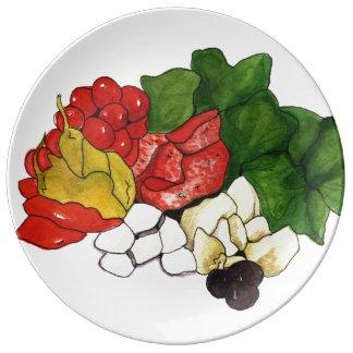 Anitpasto Salad Plate