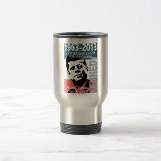 Aniversario 1963 - 2013 del asesinato de JFK Kenne Taza