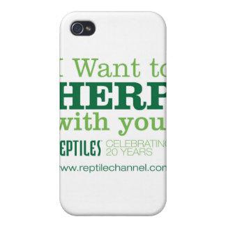Aniversario 1 de los REPTILES iPhone 4 Cobertura